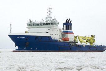 Морское судно тылового обеспечения проекта 23120
