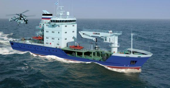 Малый морской танкер (проект 03180М)