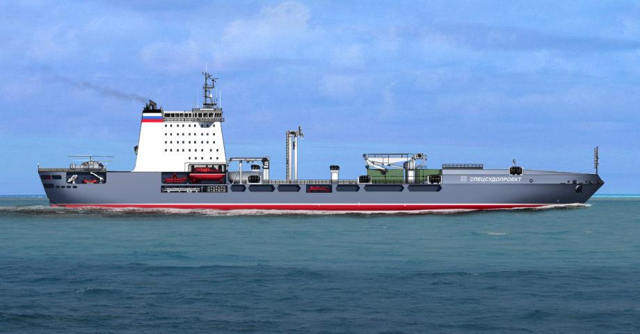 Large Marine Tanker